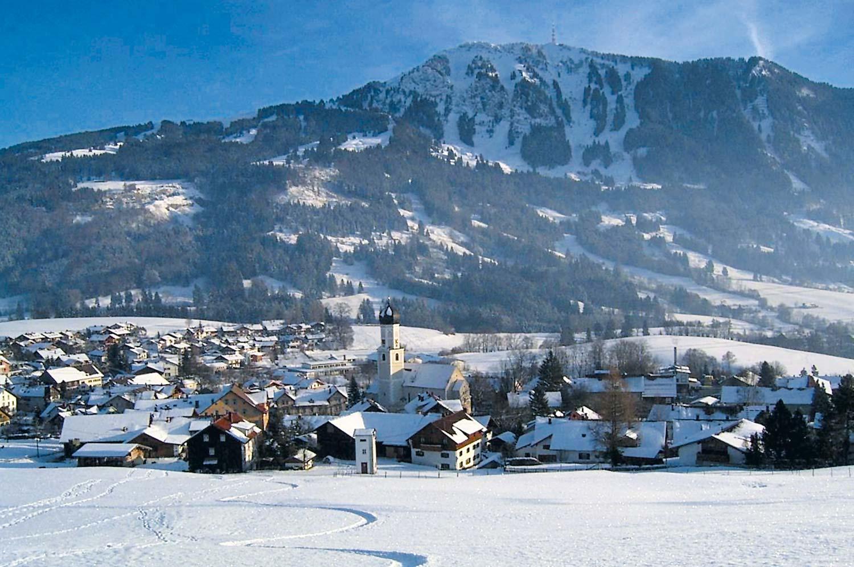 Winterurlaub in Rettenberg im Allgäu 2